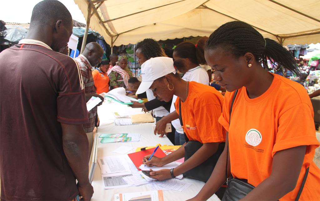 Sensibilisation à la bancarisation : Le Trésor Public sensibilise les populations de la région du Gôh (Gagnoa)