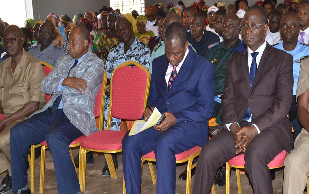 Sensibilisation à la bancarisation dans les régions du PORO et du LÔH DJIBOUA